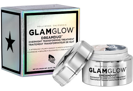 Glamglow - GlamGlow DREAMDUO™ Overnight Transforming Treatment yöhoito 43 g