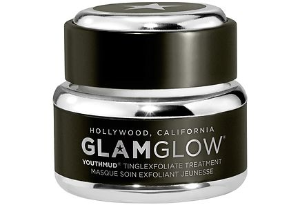 Glamglow - GlamGlow YOUTHMUD™ Tingle Exfoliating Treatment Glam To Go kasvonaamio 15 g