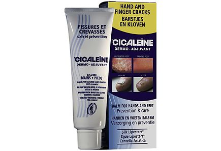 Akileine - Akileine Cicaleïne Balm - Cracks of Feet & Hands korjaava hoitovoide 50ml