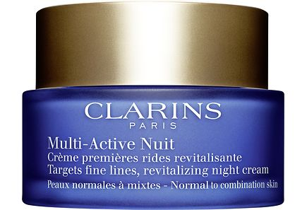 Clarins - Clarins Multi-Active Night Cream Light anti-age yövoide 50 ml