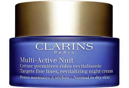 Clarins - Clarins Multi-Active Night Cream Comfort  anti-age yövoide 50 ml