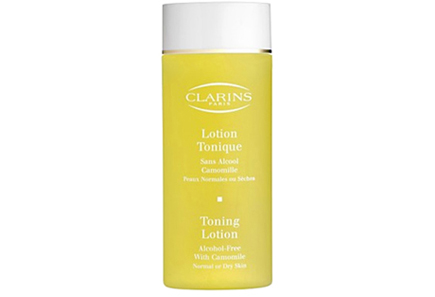 Clarins - Clarins Toning Lotion Dry or Normal Skin kasvovesi 200 ml