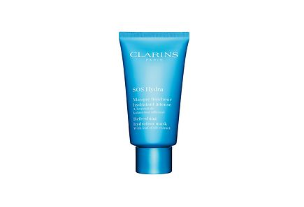 Clarins - Clarins SOS Hydra - Refreshing Hydration Mask naamio 75 ml