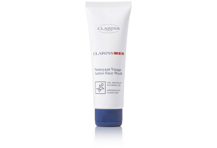 Clarins - Clarins Men Active Face Wash Foaming Gel -puhdistusgeeli 125 ml