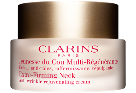 Clarins - Clarins Extra-Firming Neck Anti-wrinkle rejuvenating cream -kiinteyttävä kaulavoide 50 ml