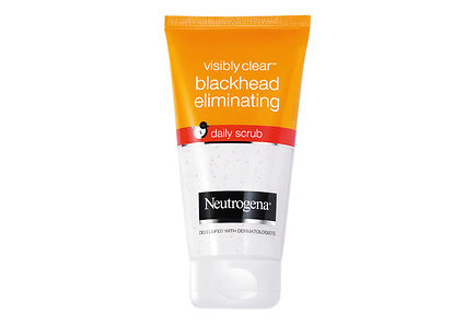 Neutrogena - Neutrogena Visibly Clear 150ml Blackhead Eliminating Scrub kuorintavoide