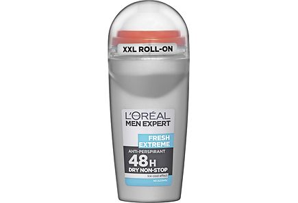 L'Oréal Paris Men Expert - L'Oréal Paris Men Expert 50ml Deo Roll-On Fresh Extreme 48h Anti-Perspirant