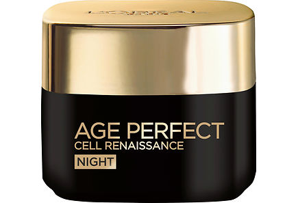 L'Oréal Paris - L'Oréal Paris 50ml Age Perfect  Cell Renaissance uudistava yövoide