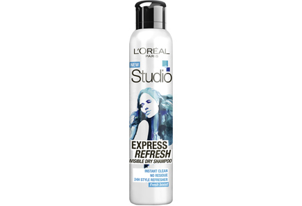 L'Oréal Paris - L'Oréal Paris Studio Express Refresh Invisible Dry Shampoo Fresh boost kuivashampoo 200 ml