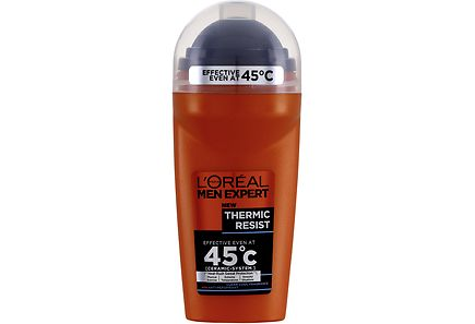 L'Oréal Paris Men Expert - L'Oréal Paris Men Expert Deodorant 50ml Thermic Resist Roll On antiperspirantti