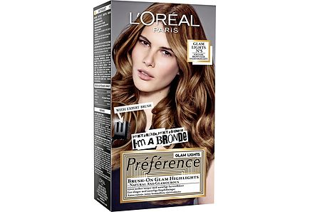 L'Oréal Paris - L'Oréal Paris Préférence Glam Lights 01 Blond to Light Blond Raidat
