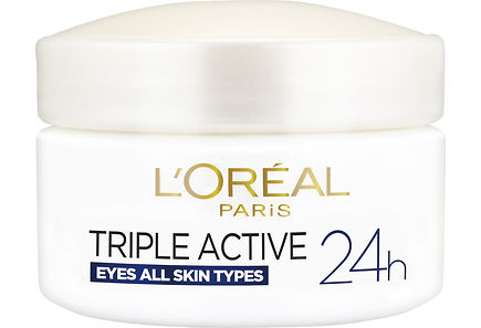 L'Oréal Paris - L'Oréal Paris 15ml Triple Active Eye Cream silmäynmpärysvoide