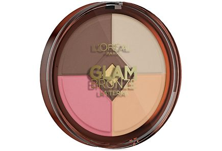L'Oréal Paris - L'Oréal Paris Glam Bronze Healthy Glow paletti 01 Light Laguna