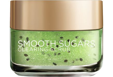 L'Oréal Paris - L'Oréal Paris Smooth Sugars 50ml Clearing Scrub puhdistava sokerikuorinta