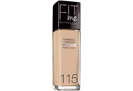 Maybelline - Maybelline Fit Me Luminous & Smooth 105 Natural Ivory meikkivoide