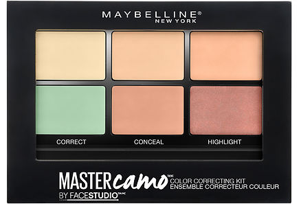 Maybelline - Maybelline New York Face Studio Master peitevoidepaletti