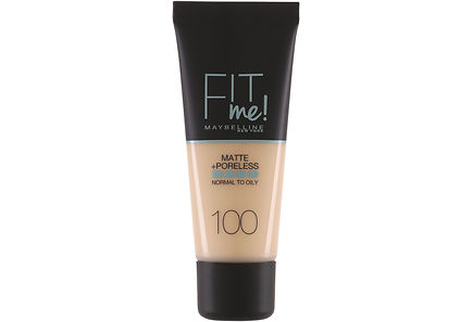 5a0e24ce3b9 Maybelline - Maybelline New York Fit Me Matte+Poreless meikkivoide ...