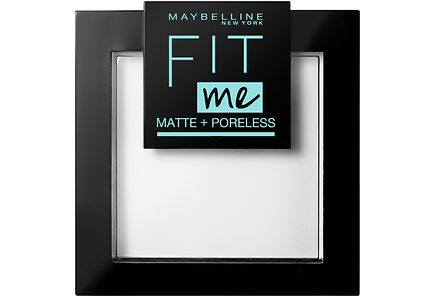Maybelline - Maybelline New York Fit Me Matte + Poreless puuteri
