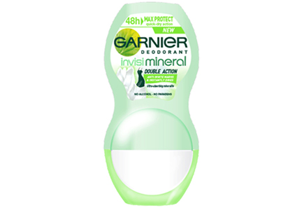 Garnier - Garnier InvisiMineral Max Protect roll-on -deodorantti