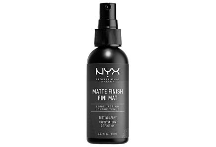 NYX Professional Makeup - NYX Professional Makeup Make Up Setting Spray Matte Finish meikinkiinnityssuihke 60 ml