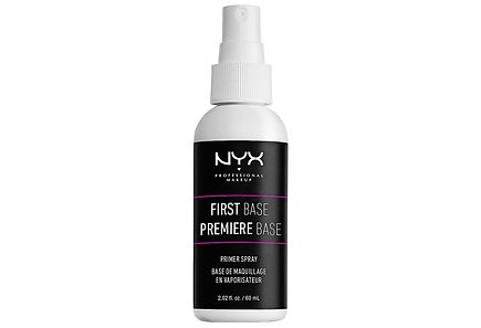 NYX Professional Makeup - NYX Professional Makeup First Base Makeup Primer Spray pohjustusspray 60ml