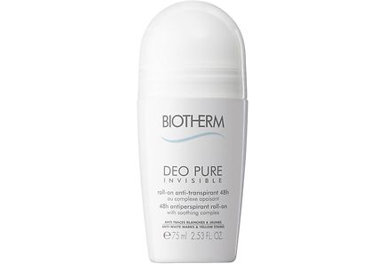 Biotherm - Biotherm Deo Pure Invisible Roll-On antiperspirantti 75 ml