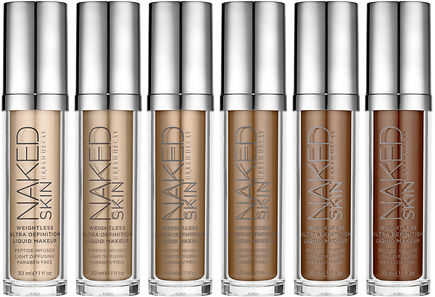 Urban Decay - Urban Decay Naked Skin Weightless Ultra Definition Liquid Makeup meikkivoide 30 ml