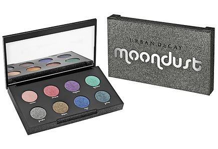 Urban Decay - Urban Decay Moondust Palette luomiväripaletti, 8 x 0,7 g
