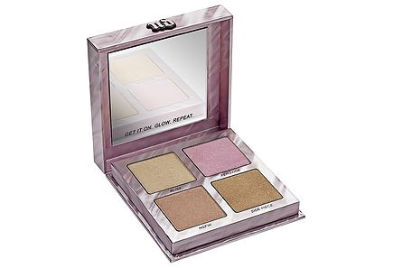 Urban Decay - Urban Decay Afterglow Highlighter Limited Edition Palette meikkipaletti