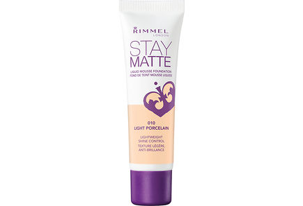 Rimmel - Rimmel 30ml Stay Matte Foundation meikkivoide 200 Soft Beige