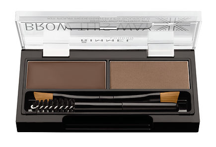 Rimmel - Rimmel Brow This Way Brow Sculpting Kit kulmienmuotoilupaletti 2,4 g