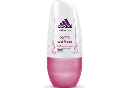 Adidas - Adidas 50ml Control Roll-On naisille