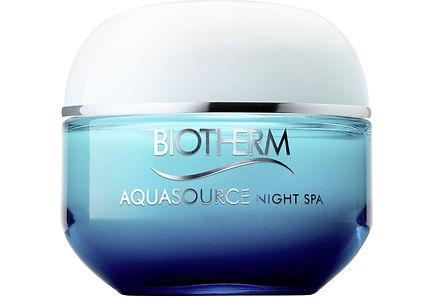 Biotherm - Biotherm Aquasource Night Spa yövoide 50 ml