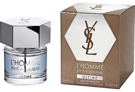 Yves Saint Laurent - Yves Saint Laurent L'Homme Ultime EdP tuoksu 60 ml