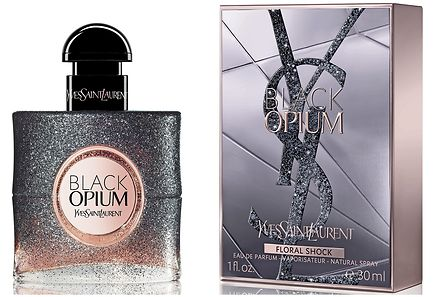 Yves Saint Laurent - YSL Black Opium Floral Shock EdP tuoksu 30 ml