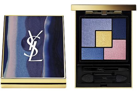 Yves Saint Laurent - Yves Saint Laurent Couture Palette Collector Spring Look 2018 luomiväripaletti 5 g