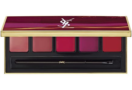 Yves Saint Laurent - Yves Saint Laurent Lip Palette Collector Spring Look 2018 huulipaletti 10 g