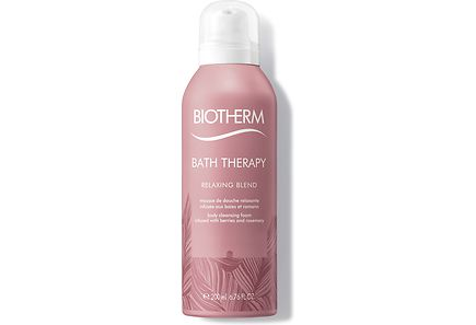 Biotherm - Biotherm Bath Therapy Relaxing Cleansing Foam puhdistusvaahto 200 ml