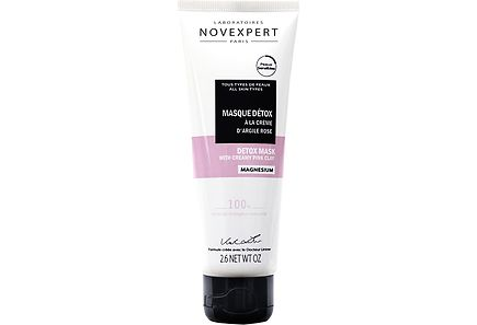 Novexpert - NOVEXPERT Detox Mask with Pink Clay naamio 75 ml