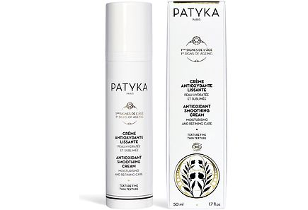 Patyka - Patyka 1st Signs of Ageing Antioxidant Smoothing Cream Fine antioksidanttivoide 50 ml