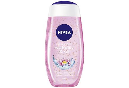 Nivea - NIVEA 250ml Waterlily & Oil Caring Shower Gel -suihkugeeli