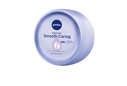 Nivea - NIVEA 300ml Smooth Caring Body Cream vartalovoide