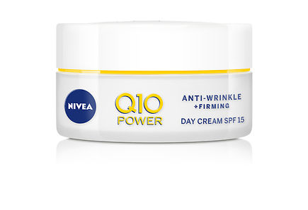 Nivea - NIVEA 50ml Q10 POWER Anti-Wrinkle + Firming Day Cream -päivävoide sk 15
