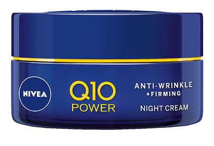 Nivea - NIVEA 50ml Q10 POWER Anti-Wrinkle + Firming Night Cream -yövoide