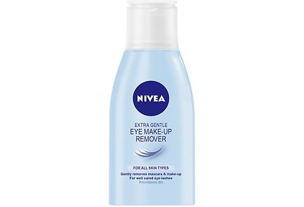 Nivea - NIVEA 125ml Daily Essentials Gentle Eye Make-up Remover -silmämeikinpoistoaine