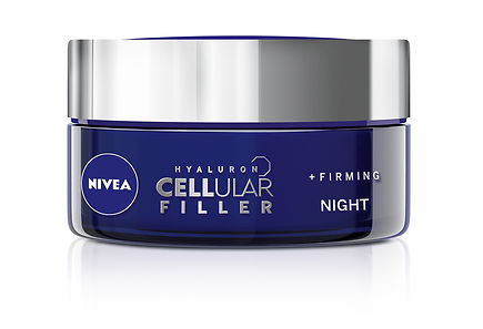Nivea - NIVEA 50ml Cellular Hyaluron Filler +Firming Night Cream -yövoide