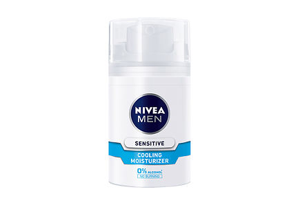 Nivea - NIVEA MEN 50ml Sensitive Cooling Moisturiser -kasvovoide