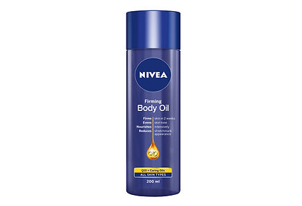 Nivea - NIVEA 250ml Q10 Firming Body Oil -vartaloöljy