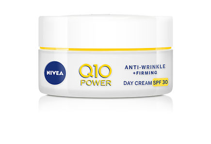 Nivea - NIVEA 50ml Q10 POWER Anti-Wrinkle + Firming SPF 30 Day Cream -päivävoide