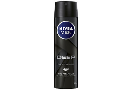 Nivea - NIVEA MEN 150ml Deep Deo Spray -antiperspirantti